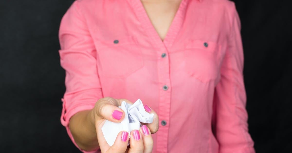 A little girl in a pink shirt